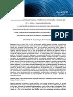 A CONSTRUÇÃO DE REGIMES DE INFORMAÇÃO SOBRE REFUGIADOS
