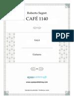 Segret SEGRET Cafe1140