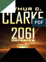 (Odyssee 3) Clarke, Arthur C - 2061 - Odyssee III_ Roman
