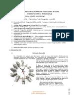 Guía 8 matemática financiera y valor razonable