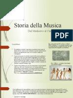 3. Storia Della Musica - La Polifonia