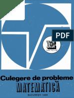 Dokumen.pub Culegere de Probleme Matematica 1 Enunturi