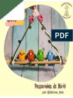 Passarinhos de Miriti (pássaro)