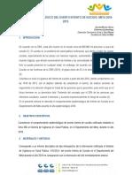 INFORME EPIDEMIOLÓGICO DE INTENTO DE SUICIDIO EN EL META 2018-2019