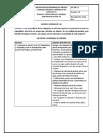 0DI COVID-19 personal de limpieza y desinfeccion