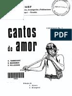 Cantos de amor (38)