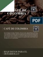 Café De Colombia - Entrega final