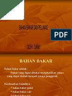BAHAN BAKAR - 1
