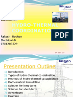 R-8 hydro-thermal_coordination