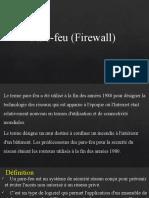 Firewall ppt