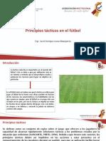 Táctica en El Fútbol