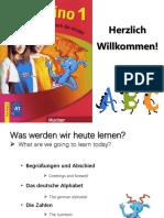 German Demo