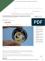 Fãs declaram 20 de abril como dia do Dogecoin e a criptomoeda do meme salta 20%