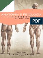 Anatomia e Fisiologia para a Massagem