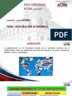 Integracion Económica