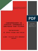 Introducción a los filtros analógicos