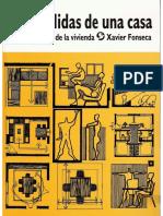 Las Medidas de una casa - Xavier Fonseca