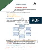 Chapitre 3 Le Diagnostic Externe