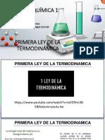 Cap 4. Primera Ley de Termodinámica