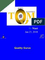 TQM 14 Qlty Gurus