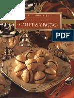 Receitas  Le Cordon Bleu  Galletas e Pastas