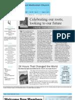 Newsletter - March 4, 2011