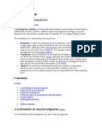 Tipos, Niveles y Diseño de la Investigación