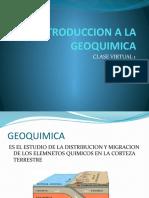 PRIMERA CLASE GLG 2210