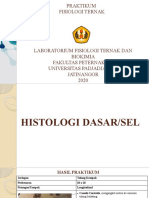 Prak. Histologi Dasar 2020