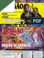 Dragão Brasil 163 - Cyberpunk & Edição de Torneio