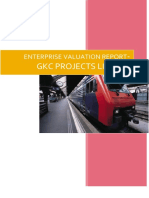 GKC valuation report