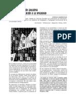 La homogeneizacion educativa - Guardiola