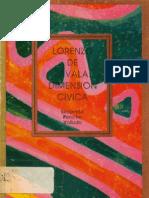 Dimension Civica Lorenzo de Zavala