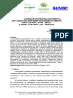Artigo PAIS Ponta Porã e Pedro Juan Cabalerro
