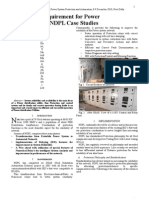 Protection Requirement for Power Distribution NDPL Case Studies