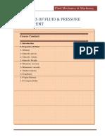Properties of Fluid