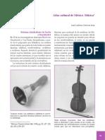 Atlas Cultural de Mexico - Musica