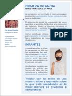 Portafolio Primera Infancia - Psi. Ana Giselle