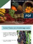 Frutas digestivas