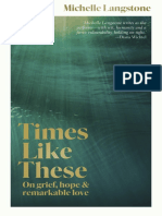 Times Like These - Extract