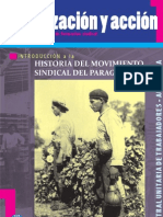 HISTORIA SINDICAL