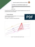 Informe - Depositar Esteril en Caseron 2