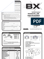 Manual Módulo Boog BX 1200.1
