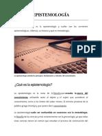 Epistemología1