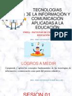 Tecnologias de La Información y Comunicación Aplicadas a La Educación (1)