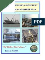 Bridgeport Connecticut Harbor Management Plan 2006