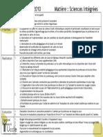 Action Plan Sciences Int%C3%A9gr%C3%A9es[1]