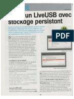 LiveUSB Persistant MkUsb
