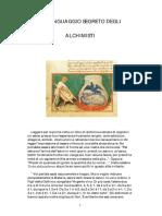 Alchemy Alchimia Ita - Il Linguaggio Segreto Degli Alchimisti