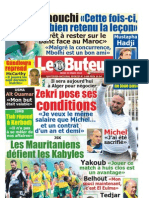 LE BUTEUR PDF du 10/03/2011